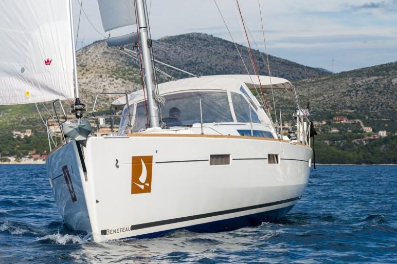 Oceanis 45 Fortune