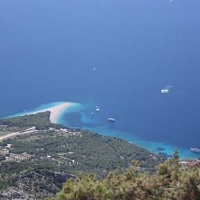 Croatia charter destination Bol