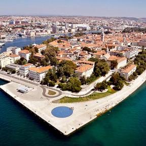 Zadar city