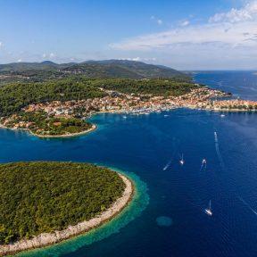 Elaphiti islands near Dubrovnik