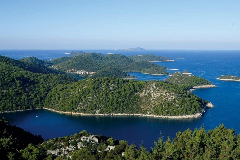 Island Lastovo